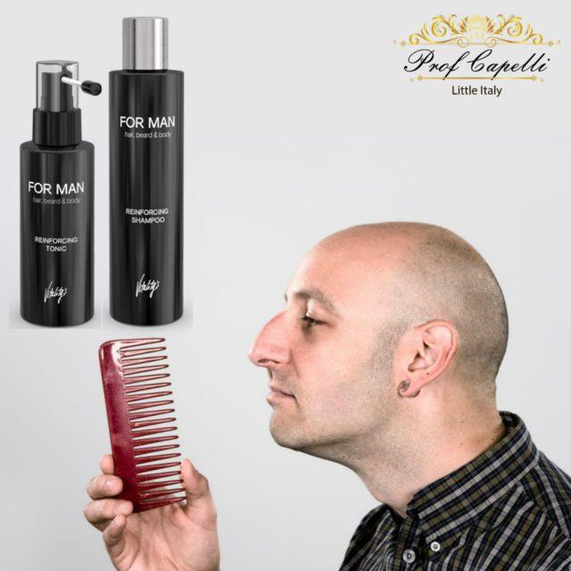 For Man. Против выпадения волос.